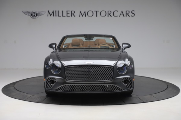 New 2020 Bentley Continental GTC V8 for sale $266,665 at Bentley Greenwich in Greenwich CT 06830 13