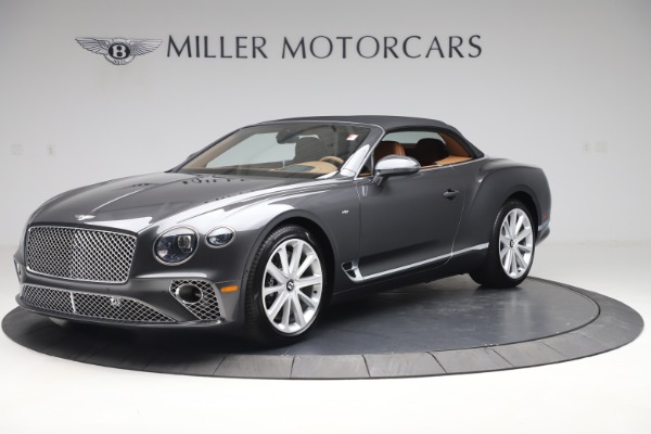 New 2020 Bentley Continental GTC V8 for sale $266,665 at Bentley Greenwich in Greenwich CT 06830 16
