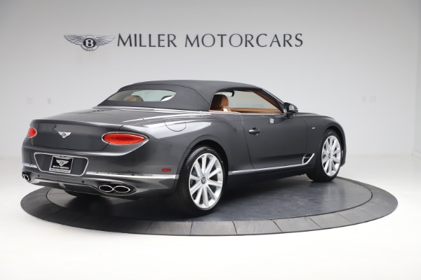 New 2020 Bentley Continental GTC V8 for sale $266,665 at Bentley Greenwich in Greenwich CT 06830 19