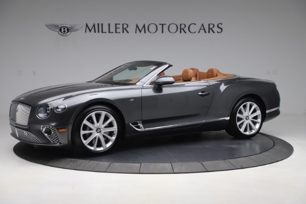 New 2020 Bentley Continental GTC V8 for sale $266,665 at Bentley Greenwich in Greenwich CT 06830 2