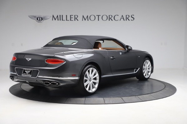 New 2020 Bentley Continental GTC V8 for sale $266,665 at Bentley Greenwich in Greenwich CT 06830 20