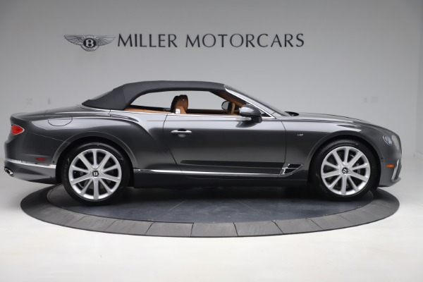 New 2020 Bentley Continental GTC V8 for sale $266,665 at Bentley Greenwich in Greenwich CT 06830 21