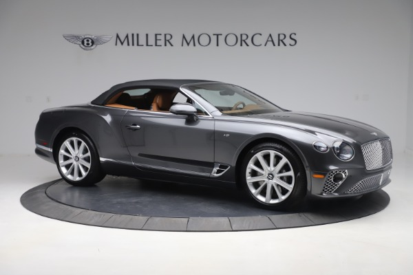 New 2020 Bentley Continental GTC V8 for sale $266,665 at Bentley Greenwich in Greenwich CT 06830 22