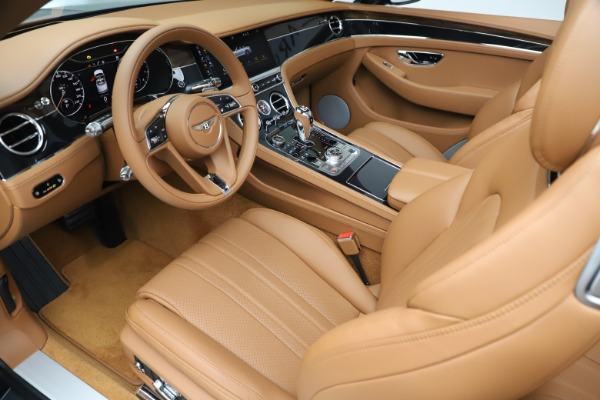 New 2020 Bentley Continental GTC V8 for sale $266,665 at Bentley Greenwich in Greenwich CT 06830 25