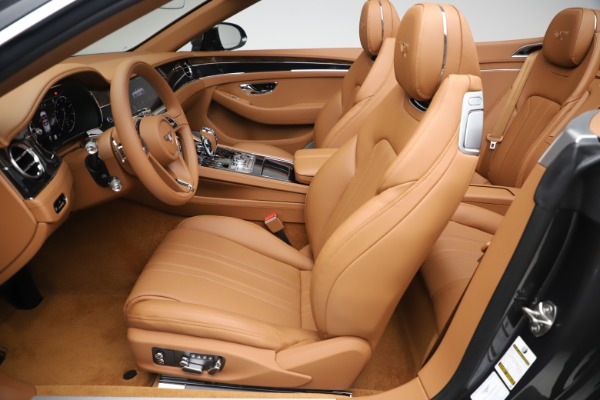 New 2020 Bentley Continental GTC V8 for sale $266,665 at Bentley Greenwich in Greenwich CT 06830 26
