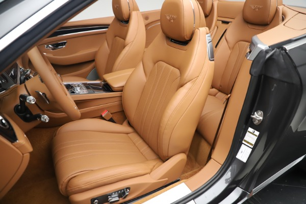 New 2020 Bentley Continental GTC V8 for sale $266,665 at Bentley Greenwich in Greenwich CT 06830 27