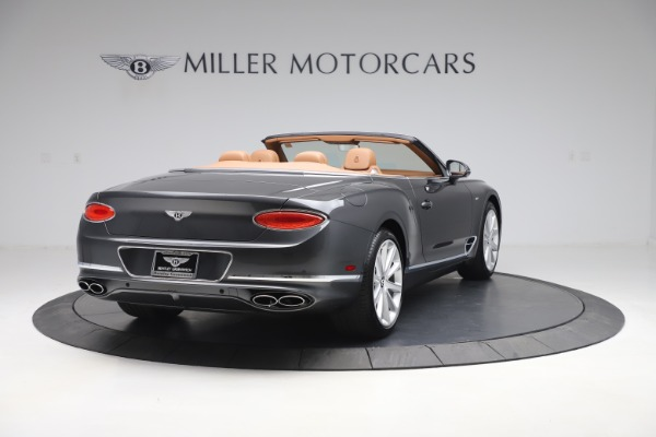 New 2020 Bentley Continental GTC V8 for sale $266,665 at Bentley Greenwich in Greenwich CT 06830 7