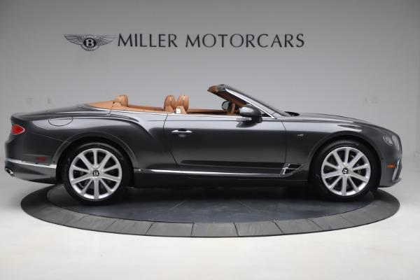 New 2020 Bentley Continental GTC V8 for sale $266,665 at Bentley Greenwich in Greenwich CT 06830 9