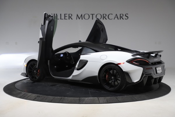 Used 2019 McLaren 600LT Coupe for sale $219,900 at Bentley Greenwich in Greenwich CT 06830 11