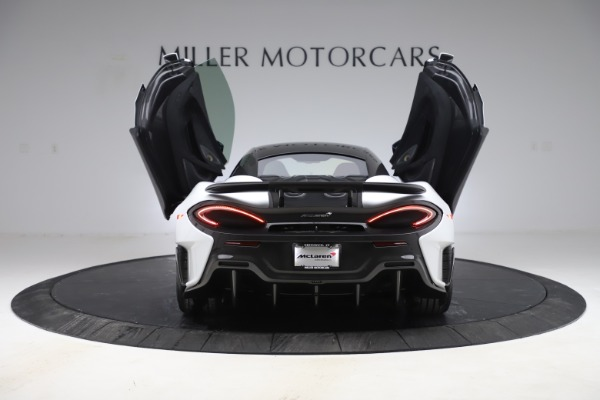 Used 2019 McLaren 600LT Coupe for sale $219,900 at Bentley Greenwich in Greenwich CT 06830 12