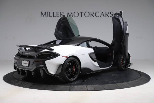 Used 2019 McLaren 600LT Coupe for sale $219,900 at Bentley Greenwich in Greenwich CT 06830 13