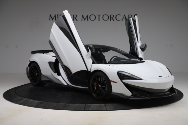 Used 2019 McLaren 600LT Coupe for sale $219,900 at Bentley Greenwich in Greenwich CT 06830 14