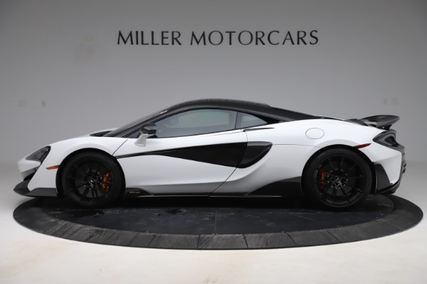 Used 2019 McLaren 600LT Coupe for sale $219,900 at Bentley Greenwich in Greenwich CT 06830 2