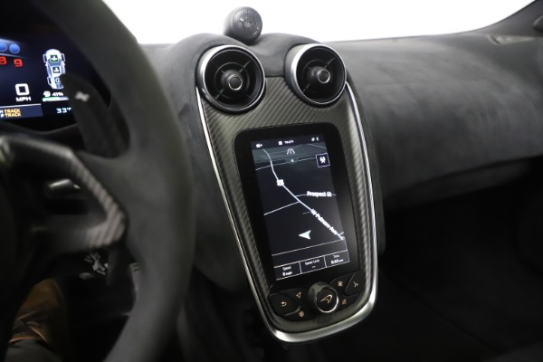 Used 2019 McLaren 600LT Coupe for sale $219,900 at Bentley Greenwich in Greenwich CT 06830 22