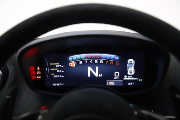 Used 2019 McLaren 600LT Coupe for sale $219,900 at Bentley Greenwich in Greenwich CT 06830 23