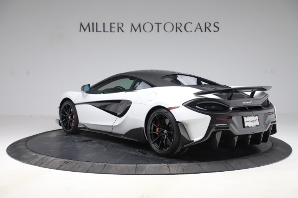 Used 2019 McLaren 600LT Coupe for sale $219,900 at Bentley Greenwich in Greenwich CT 06830 3