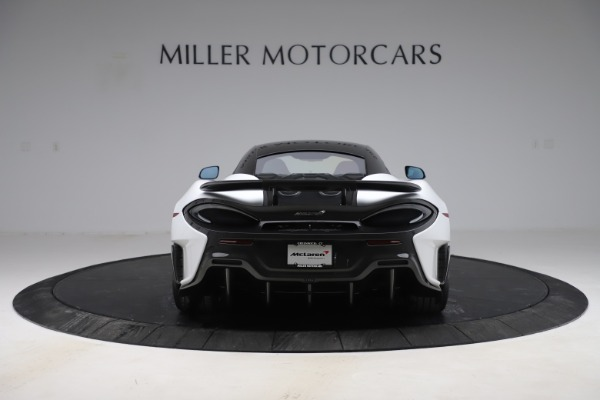 Used 2019 McLaren 600LT Coupe for sale $219,900 at Bentley Greenwich in Greenwich CT 06830 4