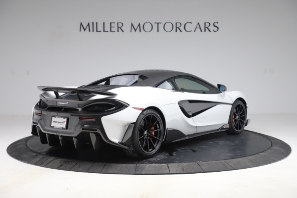 Used 2019 McLaren 600LT Coupe for sale $219,900 at Bentley Greenwich in Greenwich CT 06830 5