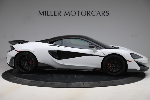 Used 2019 McLaren 600LT Coupe for sale $219,900 at Bentley Greenwich in Greenwich CT 06830 6