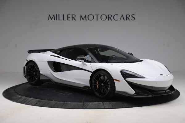 Used 2019 McLaren 600LT Coupe for sale $219,900 at Bentley Greenwich in Greenwich CT 06830 7