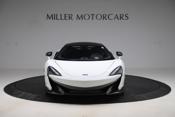 Used 2019 McLaren 600LT Coupe for sale $219,900 at Bentley Greenwich in Greenwich CT 06830 8