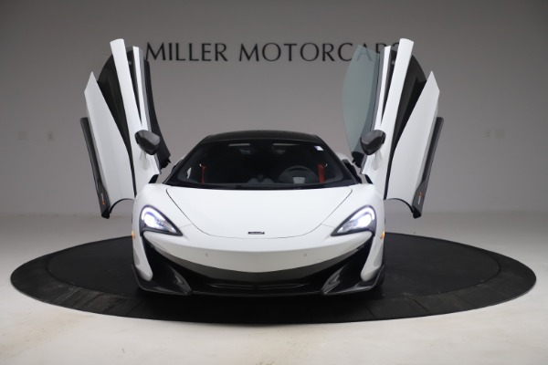 Used 2019 McLaren 600LT Coupe for sale $219,900 at Bentley Greenwich in Greenwich CT 06830 9