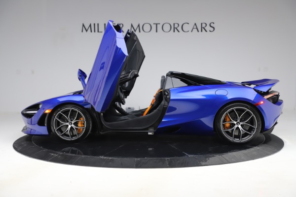 New 2020 McLaren 720S Spider Convertible for sale $364,090 at Bentley Greenwich in Greenwich CT 06830 11