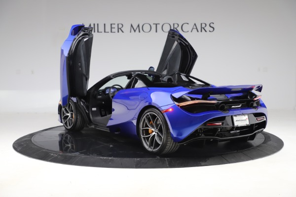 New 2020 McLaren 720S Spider for sale Sold at Bentley Greenwich in Greenwich CT 06830 12