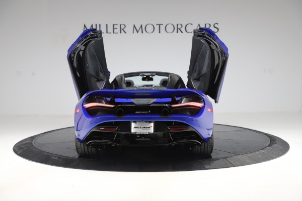 New 2020 McLaren 720S Spider Convertible for sale $364,090 at Bentley Greenwich in Greenwich CT 06830 13