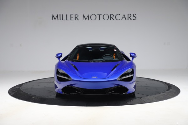 New 2020 McLaren 720S Spider Convertible for sale $364,090 at Bentley Greenwich in Greenwich CT 06830 17