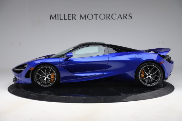New 2020 McLaren 720S Spider Convertible for sale $364,090 at Bentley Greenwich in Greenwich CT 06830 19
