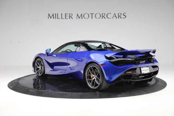 New 2020 McLaren 720S Spider Convertible for sale $364,090 at Bentley Greenwich in Greenwich CT 06830 20