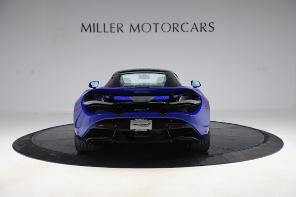 New 2020 McLaren 720S Spider Convertible for sale $364,090 at Bentley Greenwich in Greenwich CT 06830 21