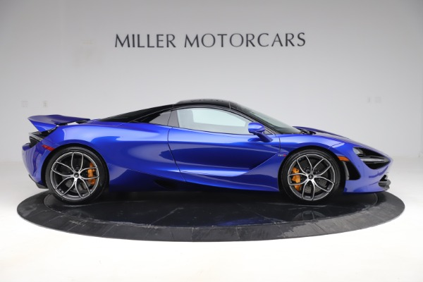 New 2020 McLaren 720S Spider Convertible for sale $364,090 at Bentley Greenwich in Greenwich CT 06830 23
