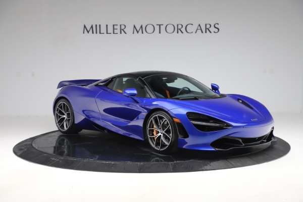 New 2020 McLaren 720S Spider Convertible for sale $364,090 at Bentley Greenwich in Greenwich CT 06830 24