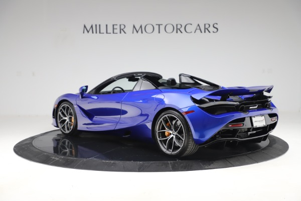 New 2020 McLaren 720S Spider Convertible for sale $364,090 at Bentley Greenwich in Greenwich CT 06830 3