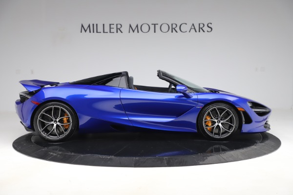 New 2020 McLaren 720S Spider Convertible for sale $364,090 at Bentley Greenwich in Greenwich CT 06830 6