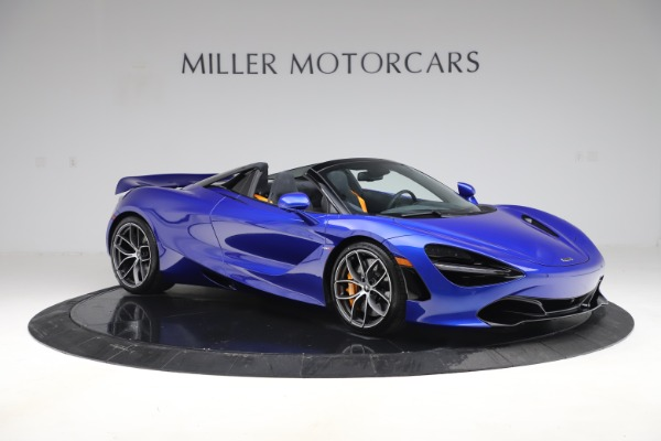 New 2020 McLaren 720S Spider Convertible for sale $364,090 at Bentley Greenwich in Greenwich CT 06830 7