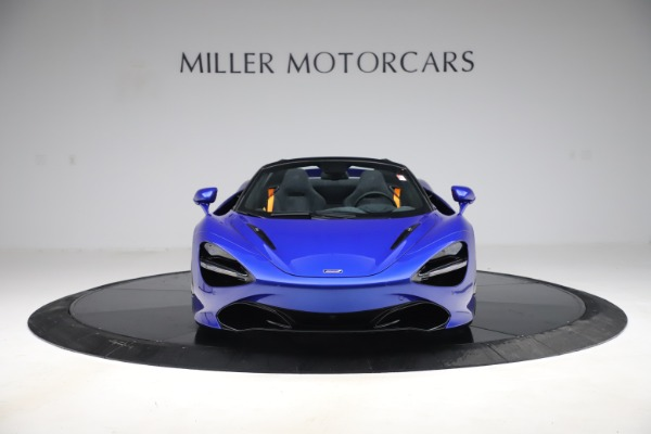 New 2020 McLaren 720S Spider Convertible for sale $364,090 at Bentley Greenwich in Greenwich CT 06830 8