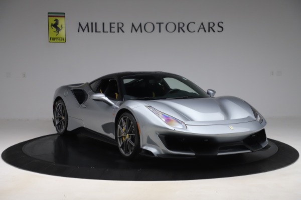 Used 2019 Ferrari 488 Pista for sale Sold at Bentley Greenwich in Greenwich CT 06830 11