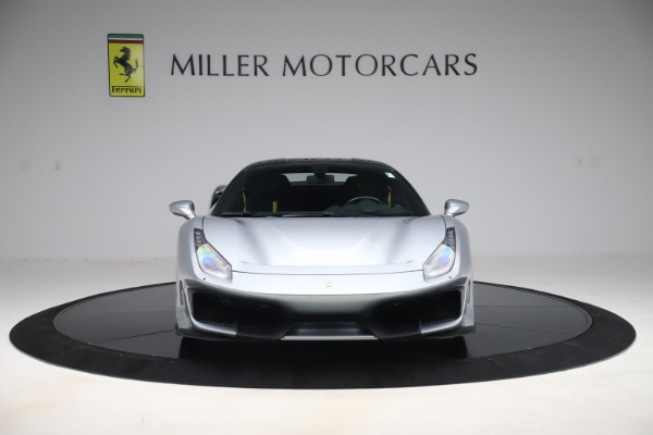 Used 2019 Ferrari 488 Pista for sale Sold at Bentley Greenwich in Greenwich CT 06830 12