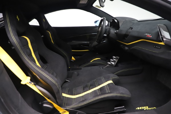Used 2019 Ferrari 488 Pista for sale Sold at Bentley Greenwich in Greenwich CT 06830 18
