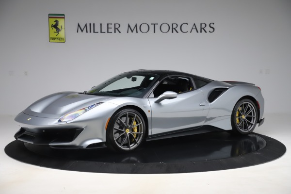 Used 2019 Ferrari 488 Pista for sale Sold at Bentley Greenwich in Greenwich CT 06830 2