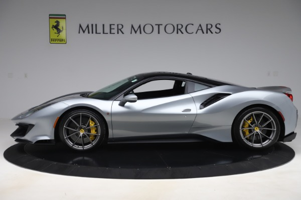 Used 2019 Ferrari 488 Pista for sale Sold at Bentley Greenwich in Greenwich CT 06830 3
