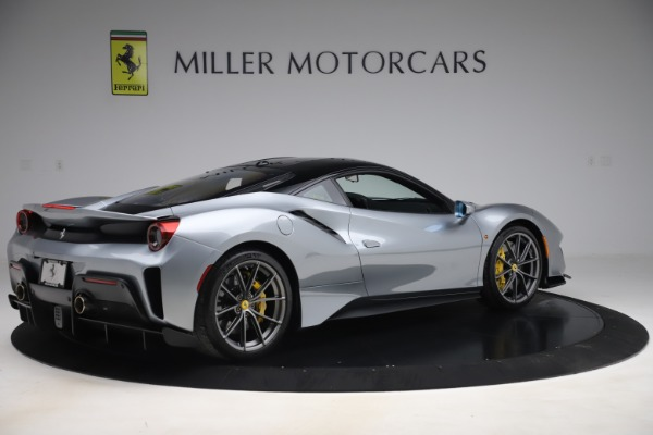 Used 2019 Ferrari 488 Pista for sale Sold at Bentley Greenwich in Greenwich CT 06830 8