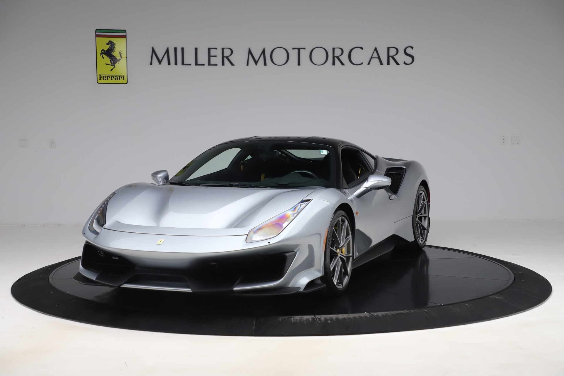Used 2019 Ferrari 488 Pista for sale Sold at Bentley Greenwich in Greenwich CT 06830 1