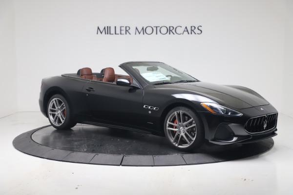 New 2019 Maserati GranTurismo Sport Convertible for sale $165,645 at Bentley Greenwich in Greenwich CT 06830 10