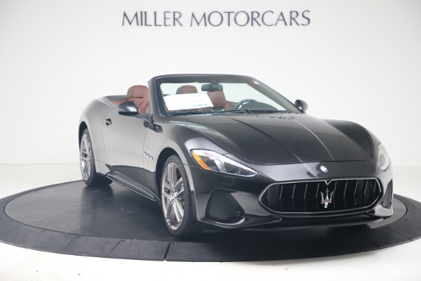 New 2019 Maserati GranTurismo Sport Convertible for sale $165,645 at Bentley Greenwich in Greenwich CT 06830 11