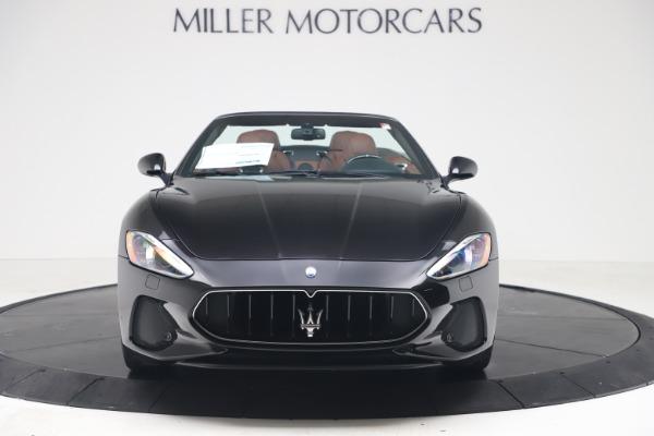 New 2019 Maserati GranTurismo Sport Convertible for sale $165,645 at Bentley Greenwich in Greenwich CT 06830 12