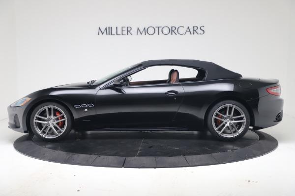 New 2019 Maserati GranTurismo Sport Convertible for sale $165,645 at Bentley Greenwich in Greenwich CT 06830 14